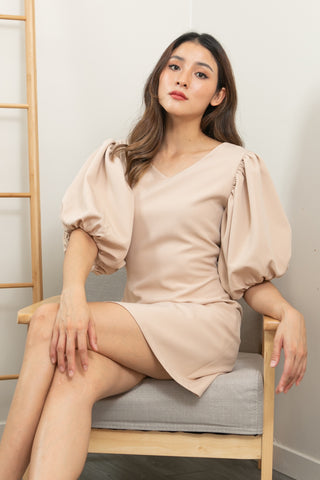 Calorine Dress Cream