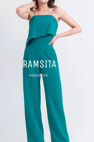 Parasaya Jumpsuit - Green