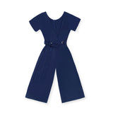 Dorothy Jumpsuit Navy Blue