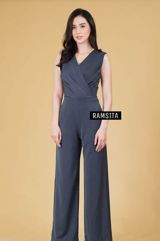 Precika Jumpsuit Dark Grey