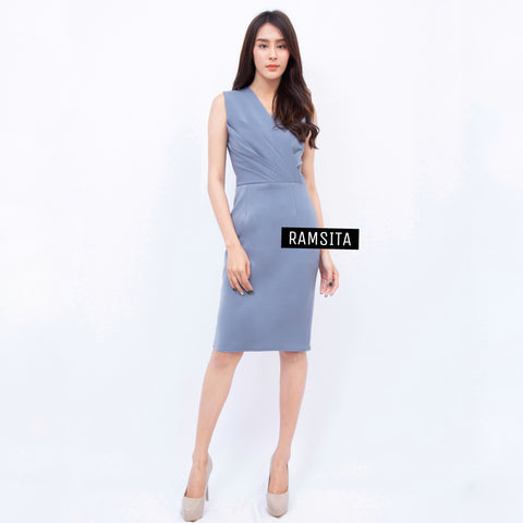 Ramsita Precika Dress Grey