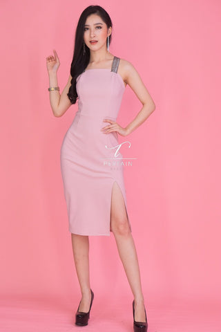 Sarina Dress - Pink