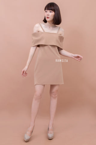 Joanna Dress Emmon Gold