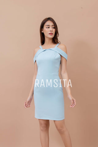 Varusa Dress Blue