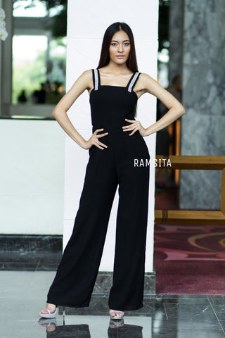 Avarez Jumpsuit Black
