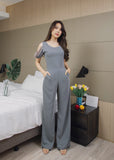 Salina Jumpsuit Grey