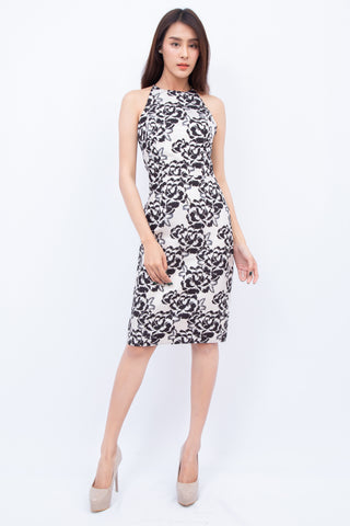 Emmit Dress White