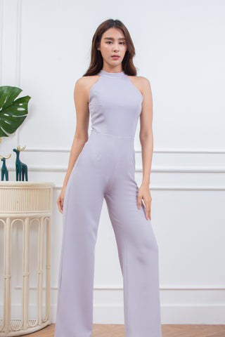 Puvarina Jumpsuit Grey