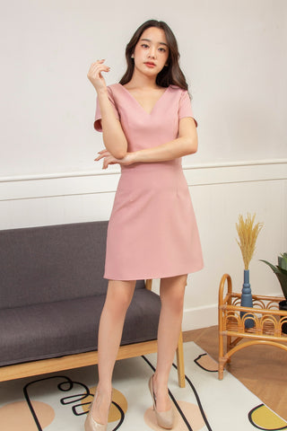 Sista Box Amira Dress Pink
