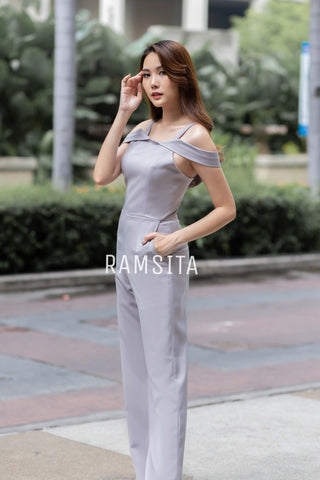 VARUSA JUMPSUIT - GREY