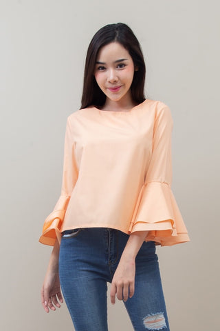 ARADA TOP ORANGE