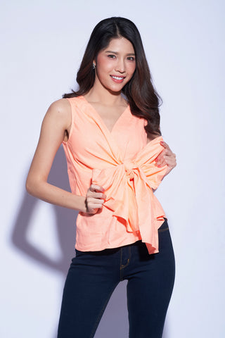 JEREME TOP ORANGE