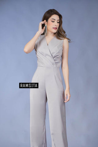 Precika Jumpsuit Grey