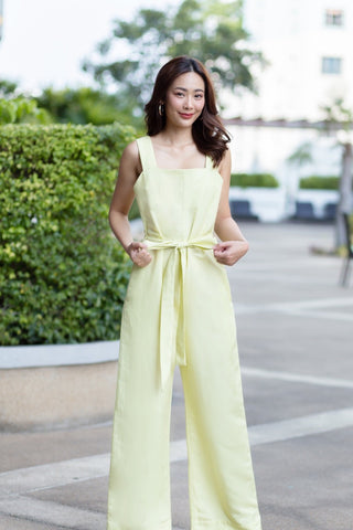 Vivien Jumsuit - Mint