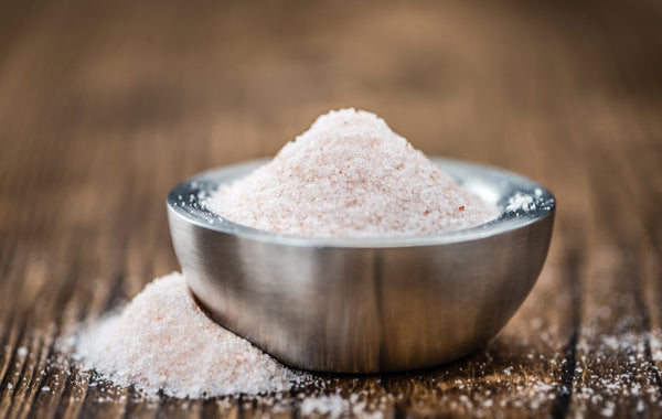 9 Incredible Things That Happen When You Swap Table Salt For Himalayan Rock Salt