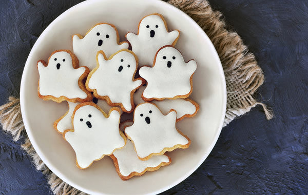 Nutriseed Ghostly Ghoul Cookies