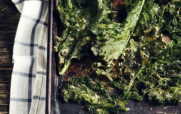 Mouth-Watering Homemade Kale Chips Recipe