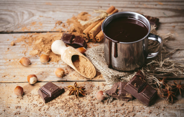 Keep Yourself Cosy and Toasty this January with this Hot Cacao Recipe