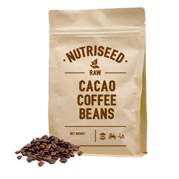 Organic Cacao Coffee Beans