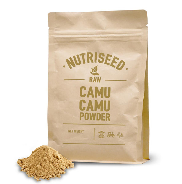 Camu Camu Powder, Organic, Vegan Friendly & Gluten Free