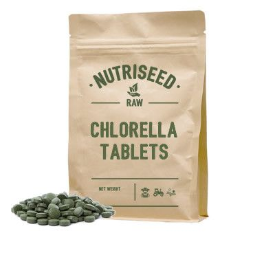 Organic Chlorella Tablets - 500mg