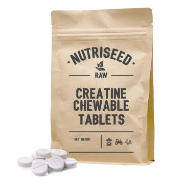 Chewable Peach Creatine 1000mg Tablets