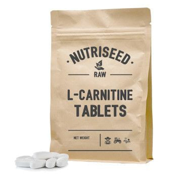 L-Carnitine 500mg Tablets