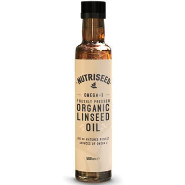 Organic Linseed Oil -500ml