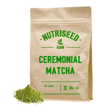 Ceremonial Green Matcha Tea
