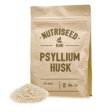 Whole Organic Psyllium Husks