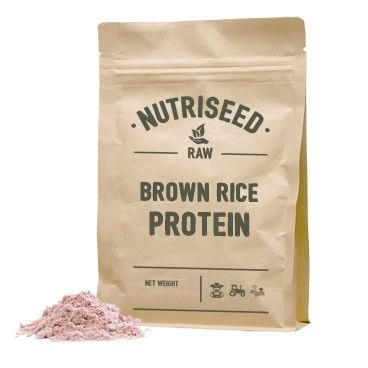 Organic Brown Rice Protein Powder 80%
