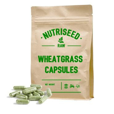 Wheatgrass Capsules - 500mg