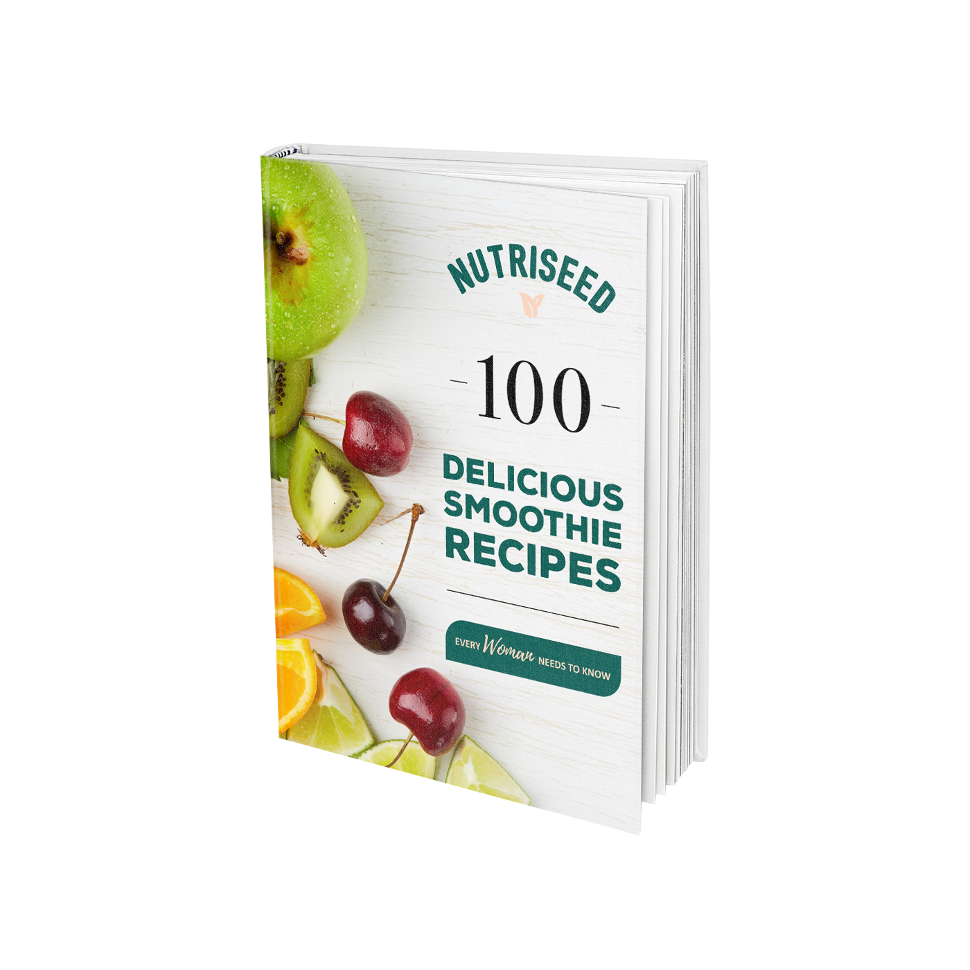 An image of 100 Total Superfood Recipes