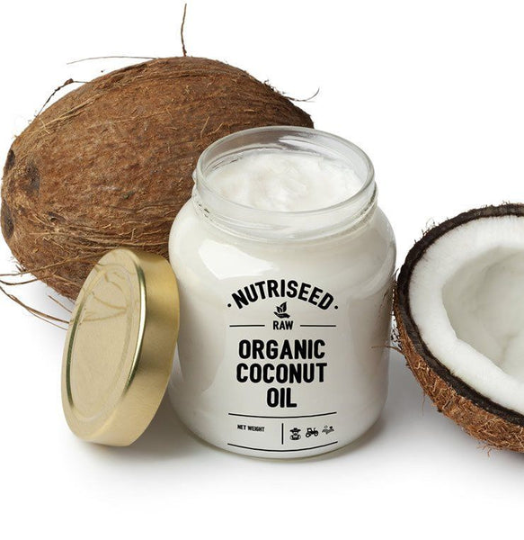 Organic Virgin Coconut Oil - 500ml Jar