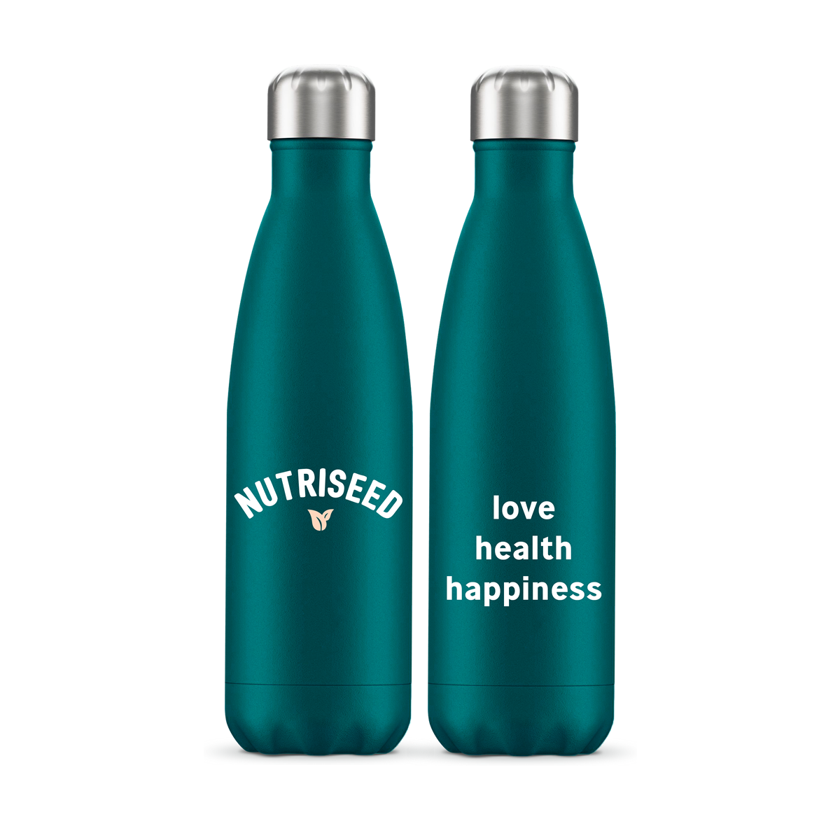 An image of Nutriseed Insulated Reusable Water Bottle