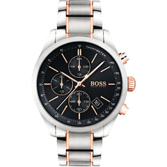 Mens Hugo 1513473 Boss Grand Prix Chronograph Watch