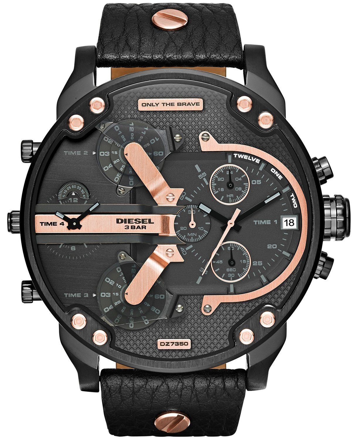 Diesel DZ7350 Men's Daddy 2.0 Chronograph Watch