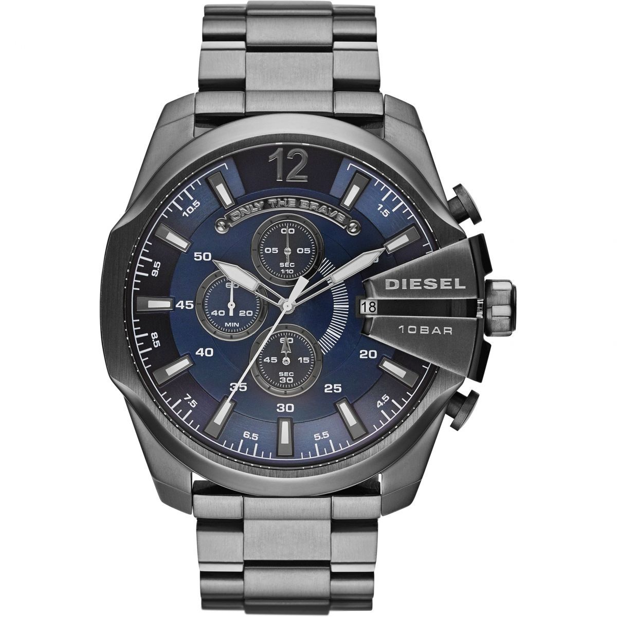 Diesel DZ4329 Men's Mega Chief Chronograph Watch
