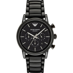 Emporio Armani AR1507 Men's Ceramic Chronograph Watch