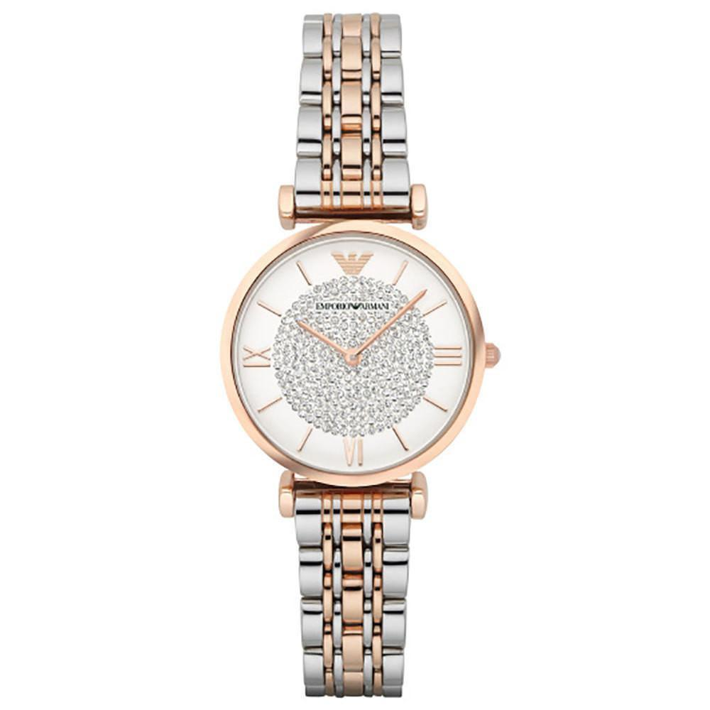 Emporio Armani AR1926 Ladies Gianni T-Bar Watch