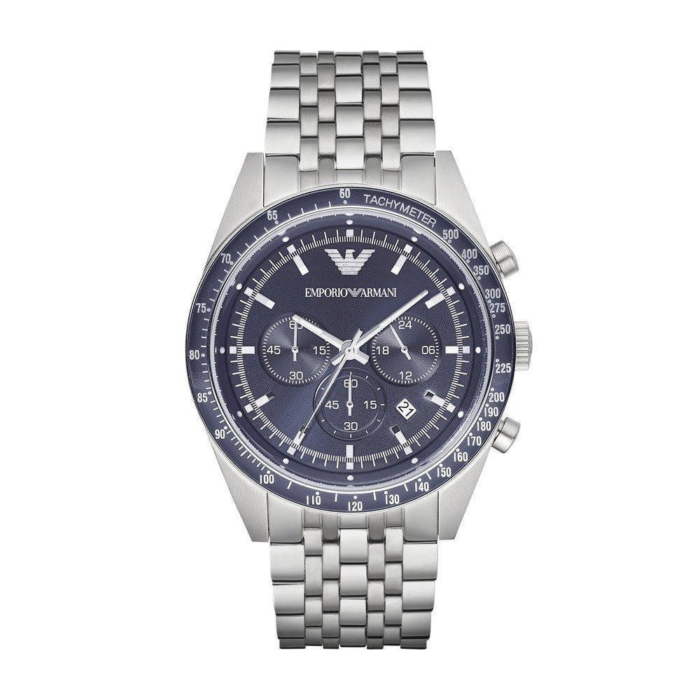 Emporio Armani  AR6072 Men's  Chronograph Watch - TheWatchCabin - 1