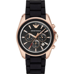 Emporio Armani AR6066 Men's Sigma Chronograph Watch