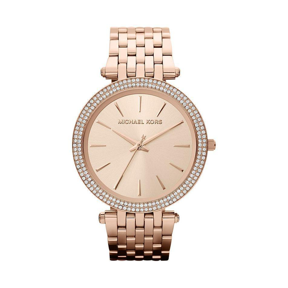 Michael Kors MK3192 Ladies Darci Watch - TheWatchCabin - 1
