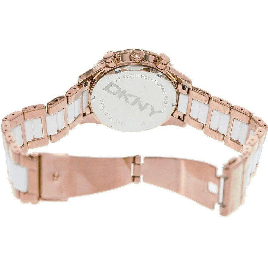 DKNY NY8825 Ladies Chambers Ceramic Watch - TheWatchCabin - 2