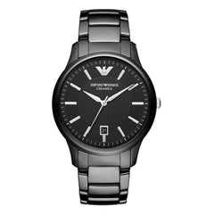 Emporio Armani AR1475 Men's Ceramica Ceramic Chronograph Watch