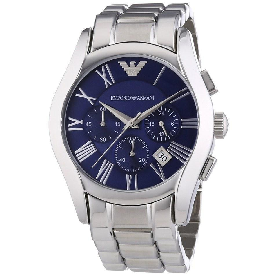Emporio Armani AR1635 Men's Chronograph Watch - TheWatchCabin - 1