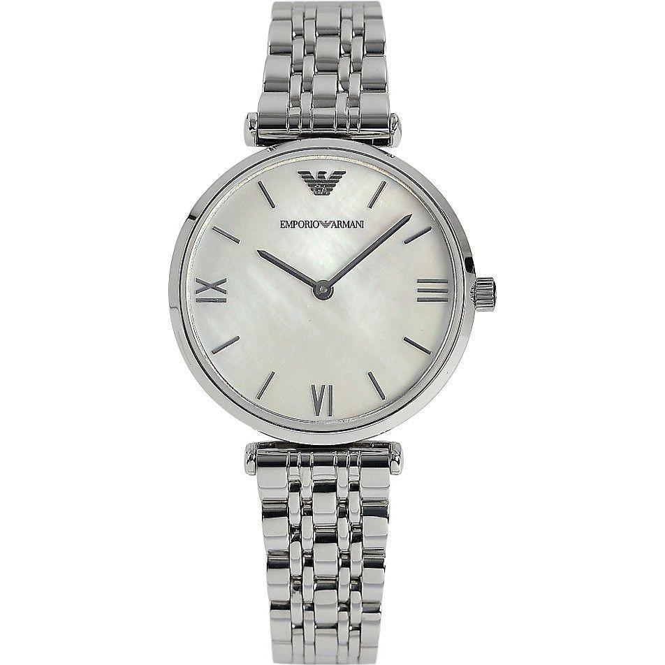 Emporio Armani AR1682 Ladies Gianni T-Bar Watch