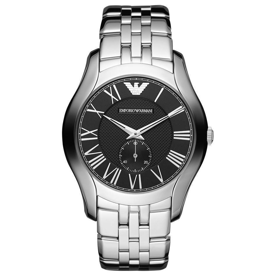 Emporio Armani AR1706 Men's Classic Valente Watch