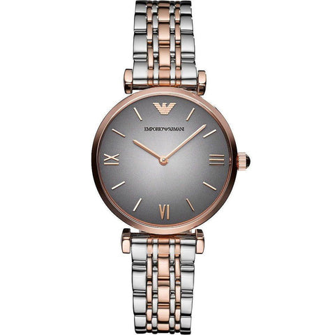 Emporio Armani AR1725 Ladies Gianni T-Bar Watch