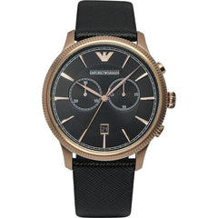 Emporio Armani AR1792 Men's Classic Alpha Chronograph Watch